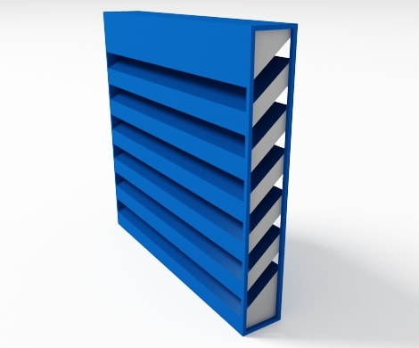 Acoustic Louvers Vaw Systems Ltd